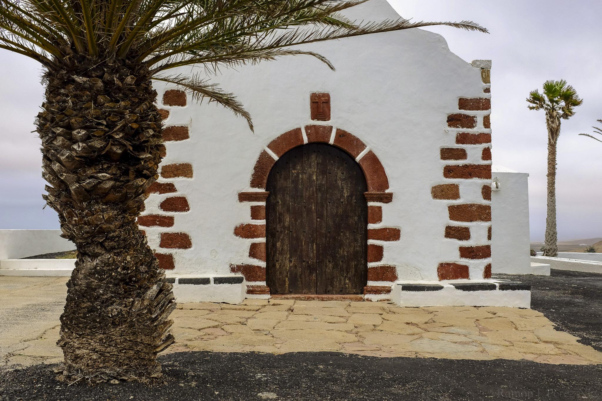 Foto Ramón Pérez Niz. Ermita de Yuco, La Vegueta