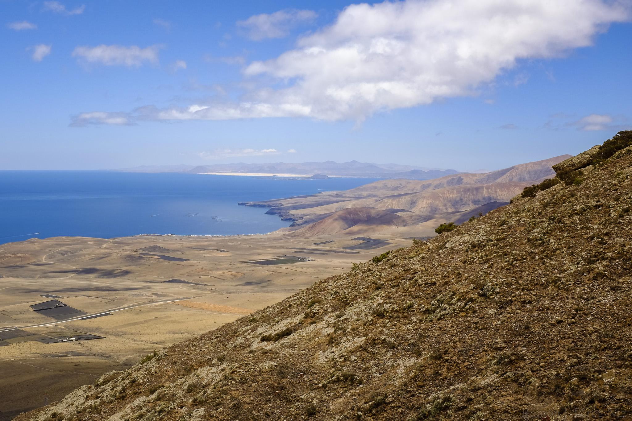 Foto de Ramón Pérez Niz. Playa Quemada Ajaches y Fuerteventura