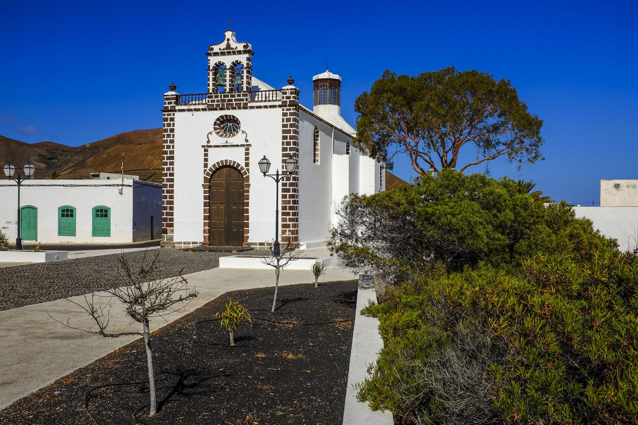 Foto de Ramón Pérez Niz, iglesia Cristo de las Aguas