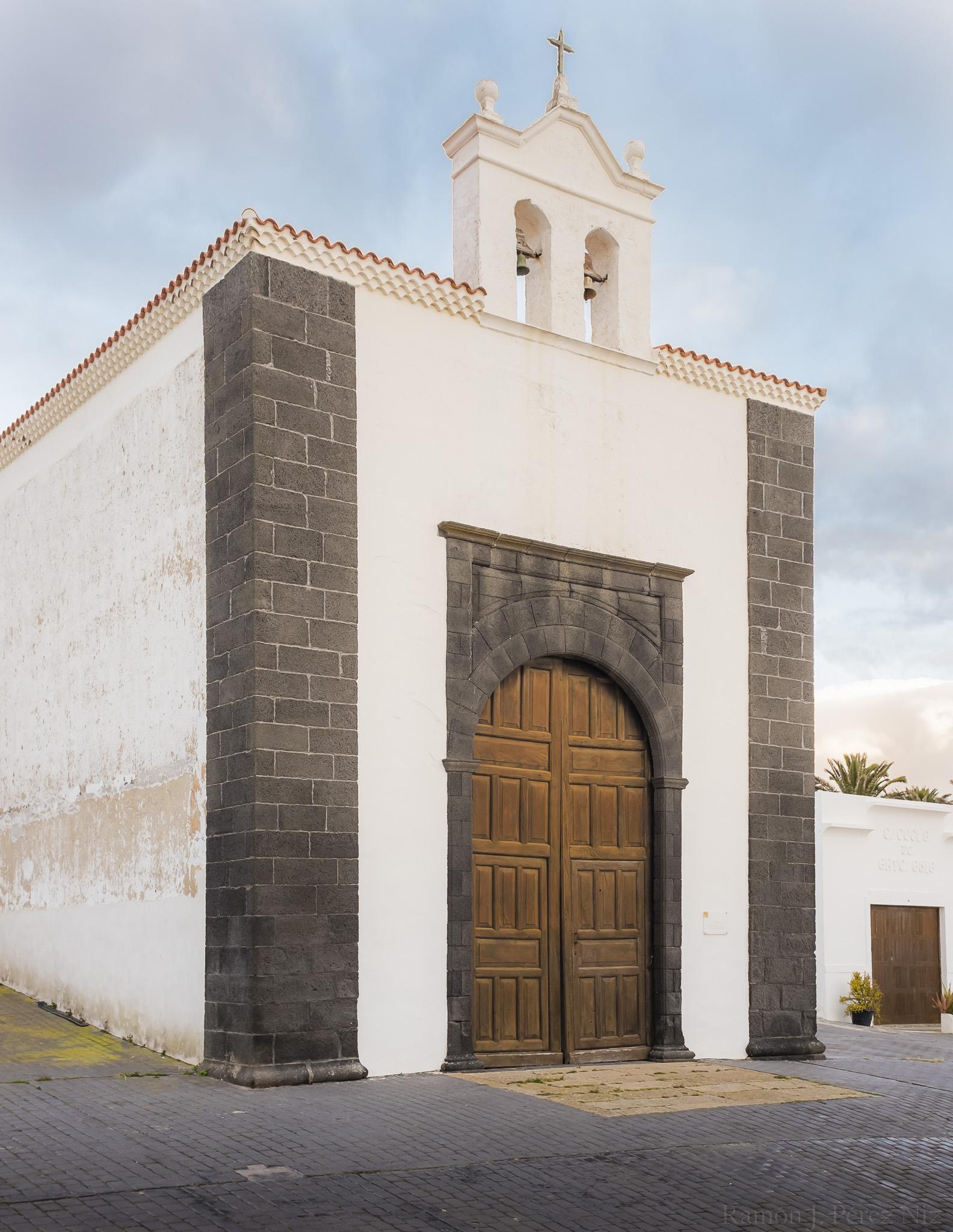 Foto de Ramón Pérez Niz, ermita de la Vera Cruz