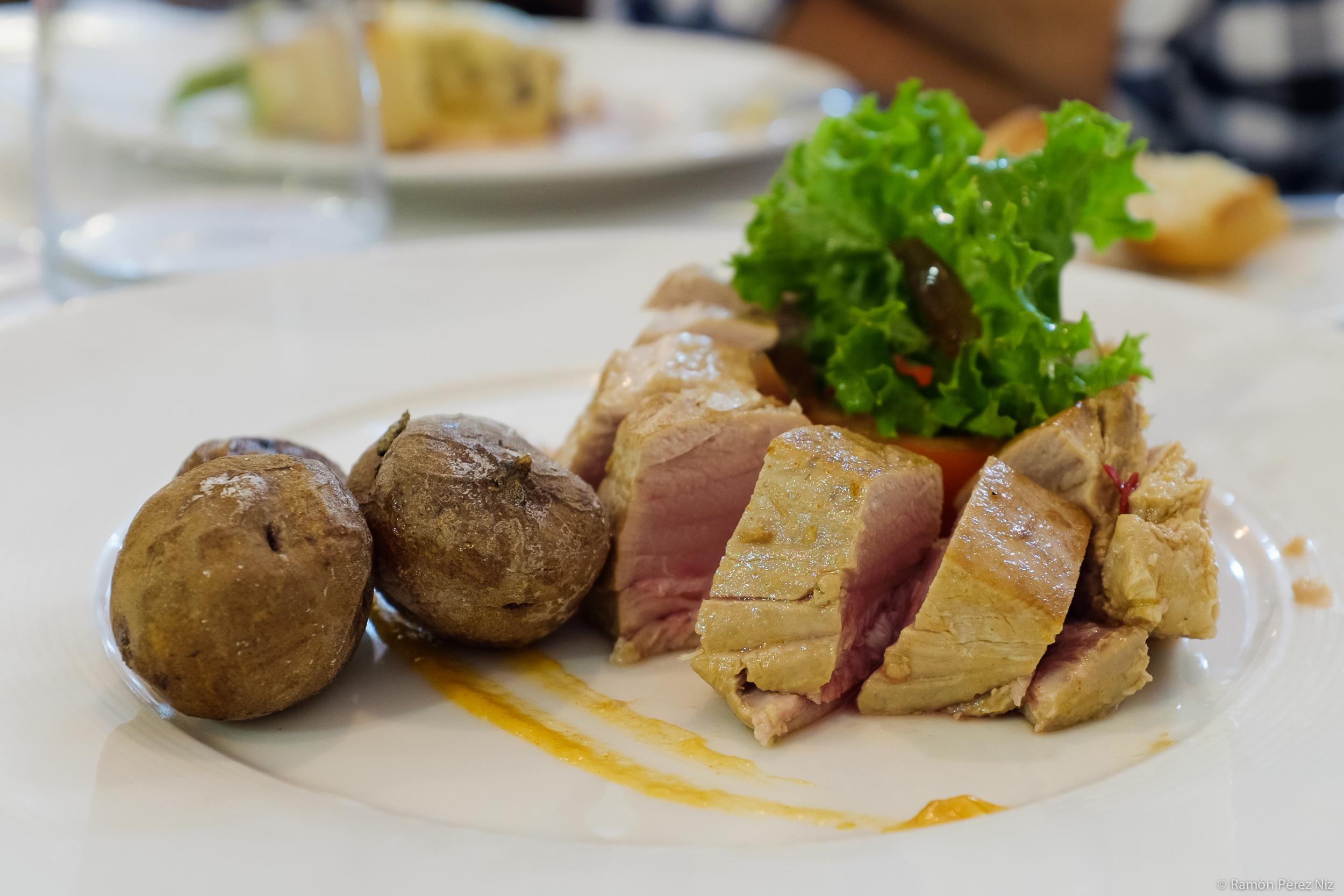 Foto de Ramón Pérez Niz Restaurante Lilium