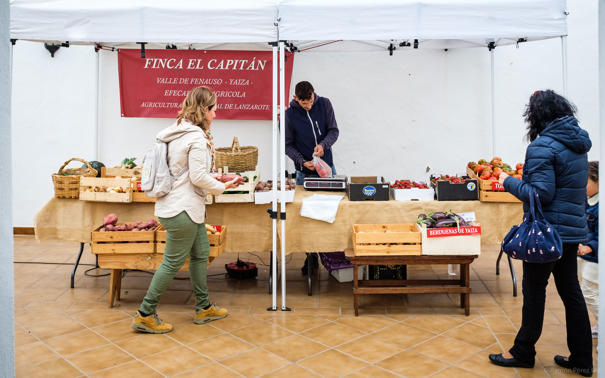 Foto de Ramón Pérez Niz en Uga