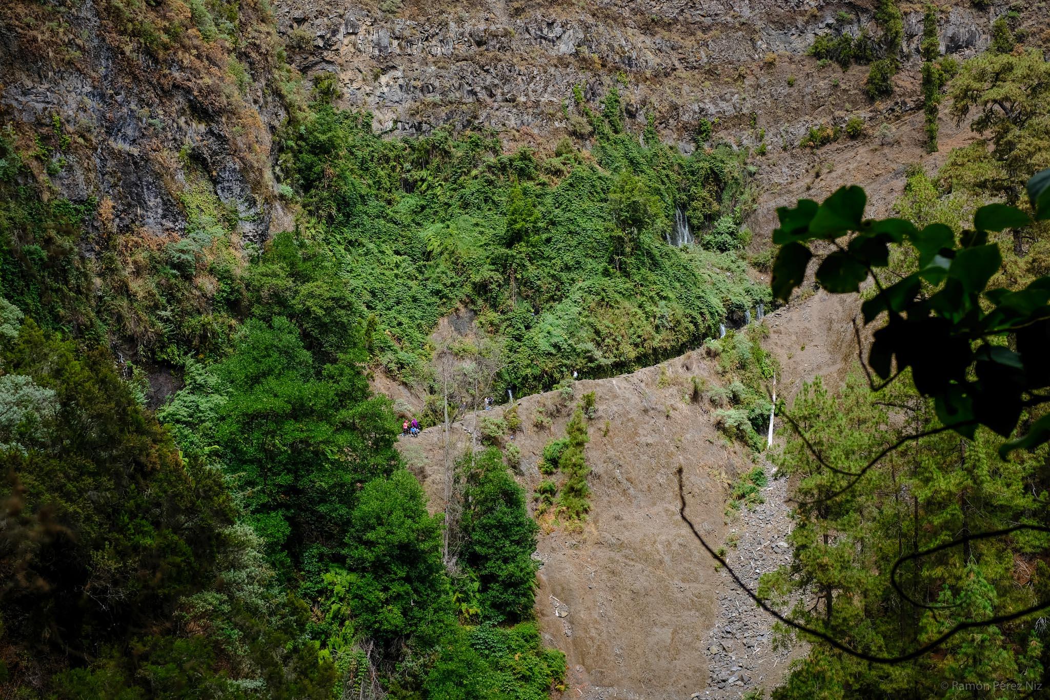 Foto de Ramón Pérez Niz en La Palma