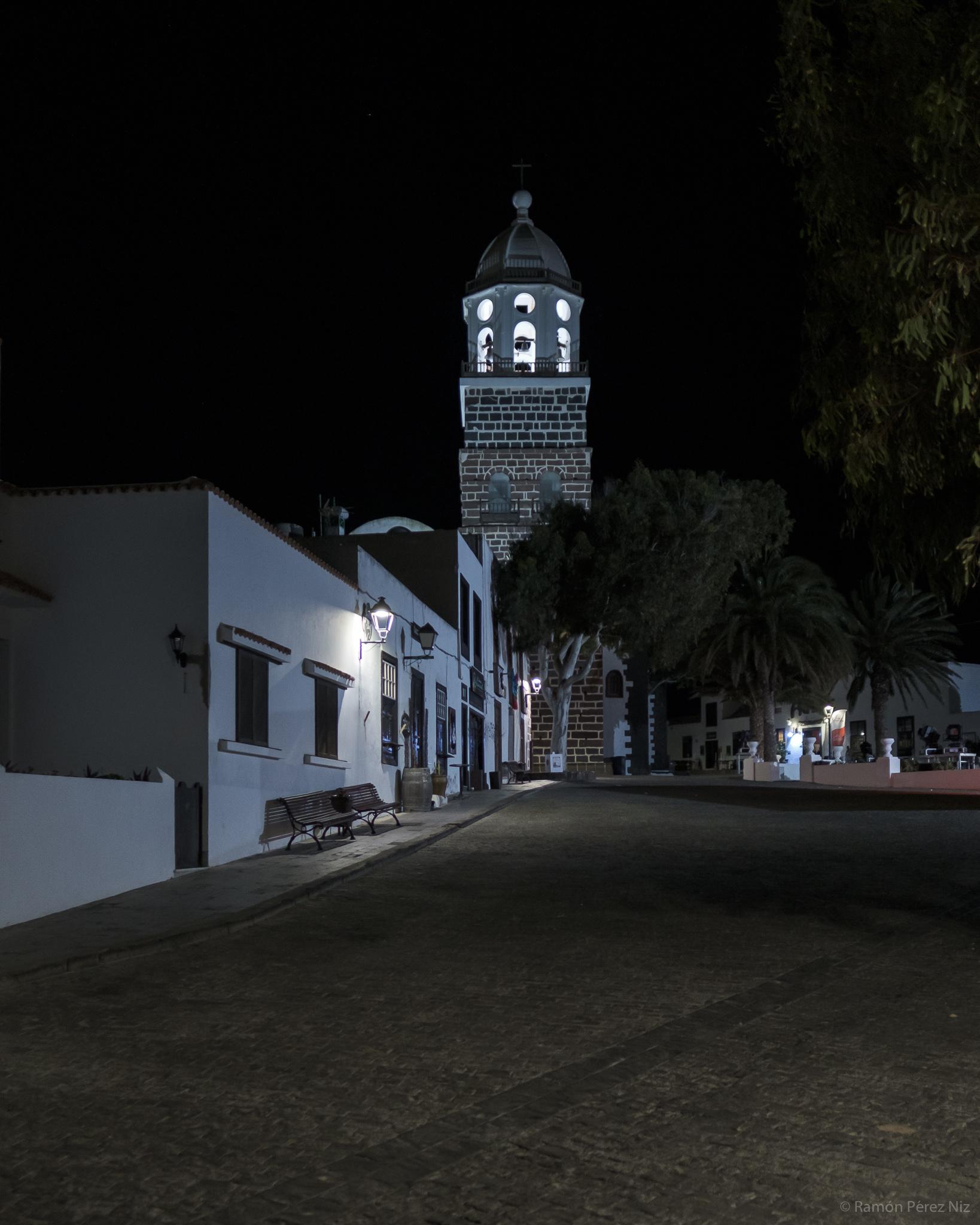 Foto de Ramón Pérez Niz en Teguise