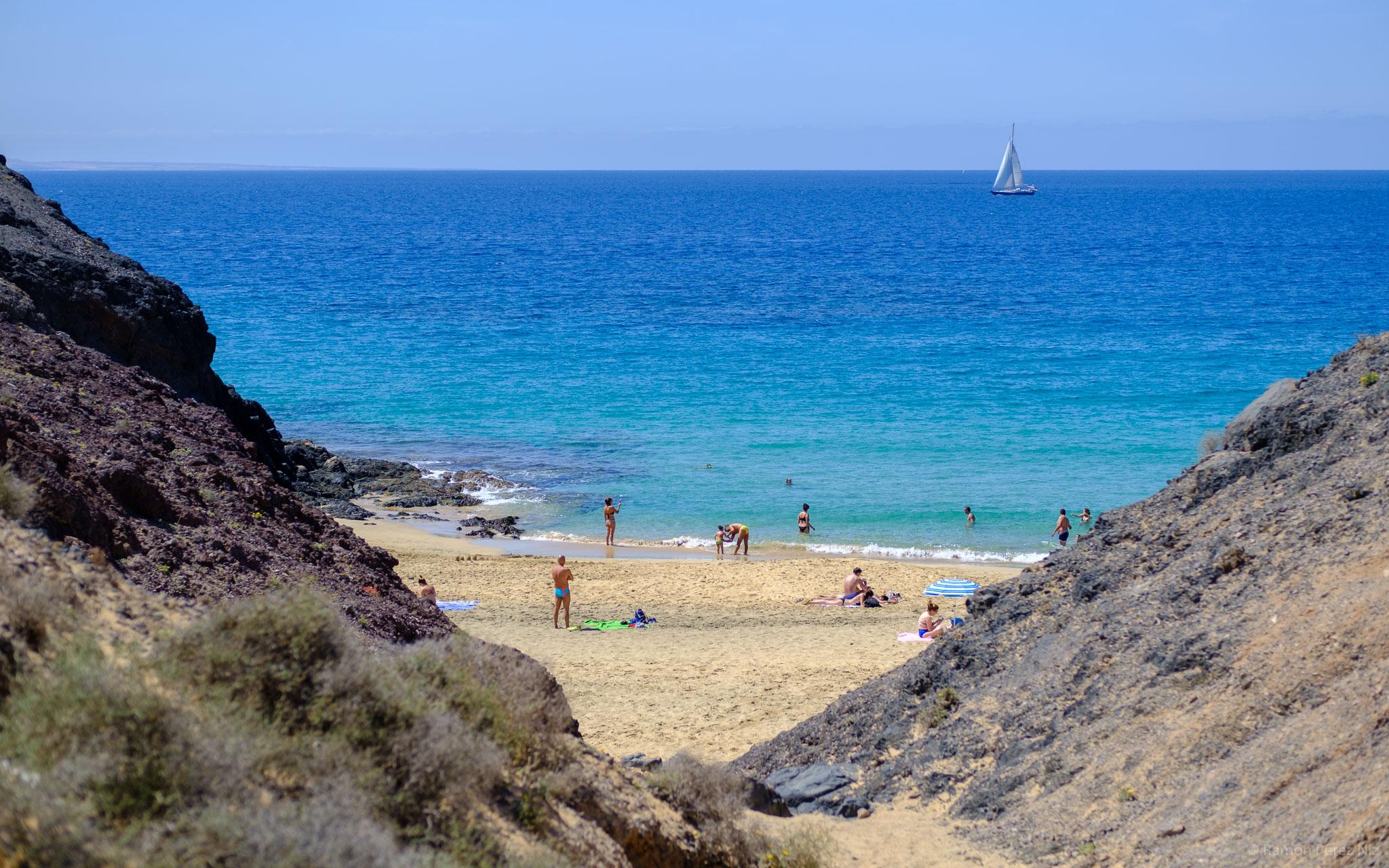 Foto de Ramón Pérez Niz en Playa Blanca