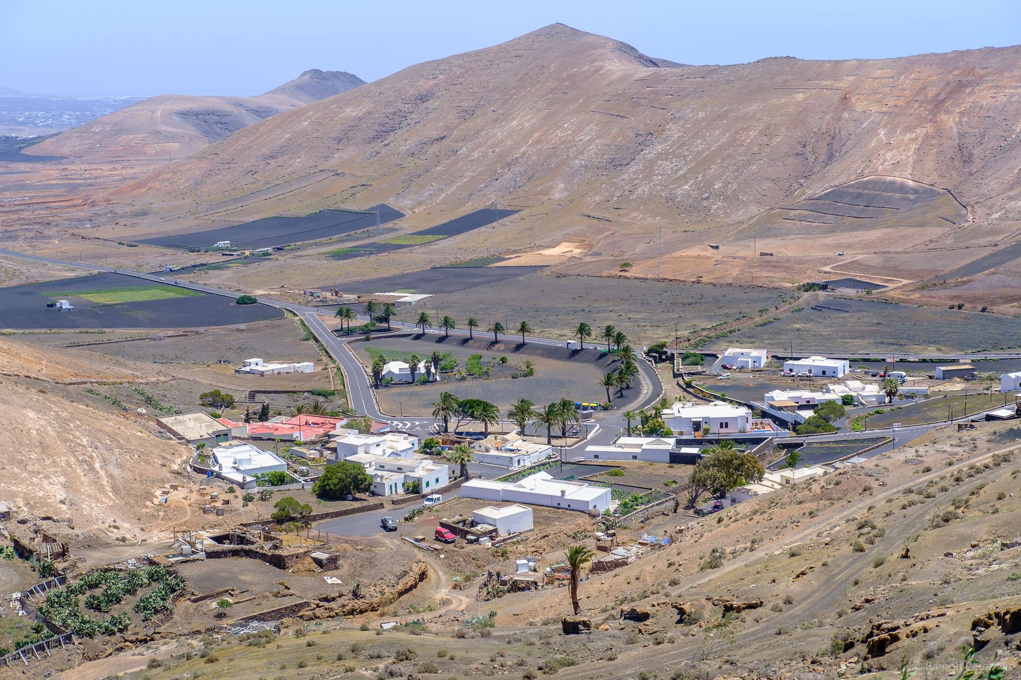 Foto de Ramón Pérez Niz en Femés
