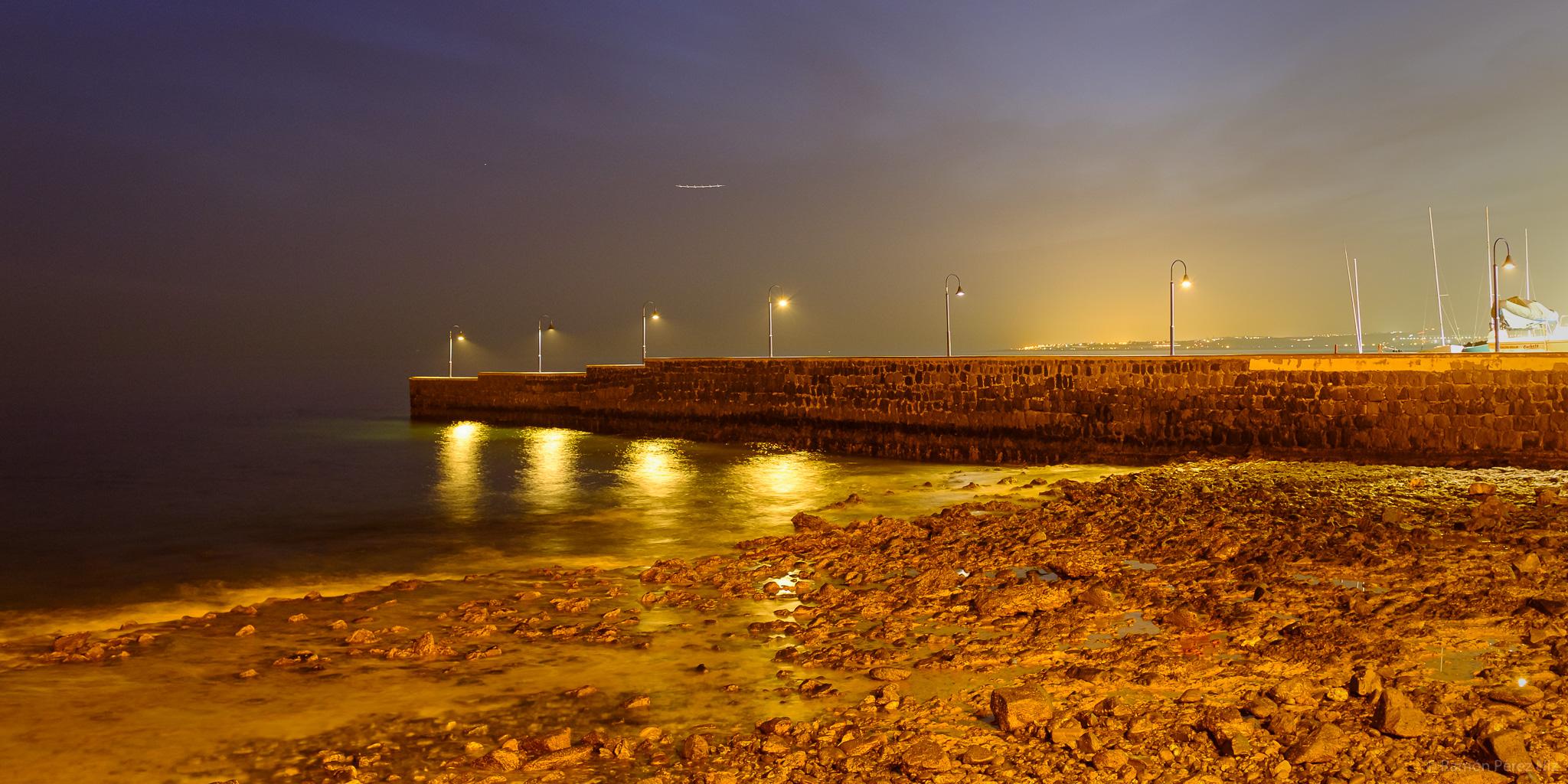 Muelle del Cable en Arrecife